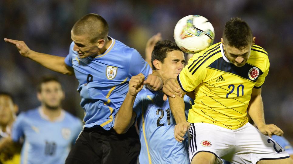 Colombia Sub 20 Contra Uruguay Sub 20: Con Empate Ante Uruguay, Selección Colombia Sub 20 Asegura