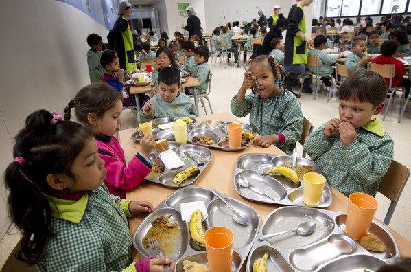 Mineducaci n anuncia nuevos operadores de alimentaci n for Comedores escolares en colombia