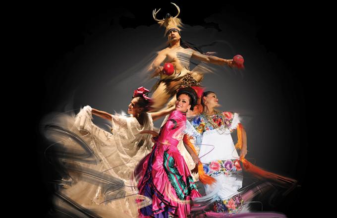 Ballet Folklórico de México de Amalia Hernández - México