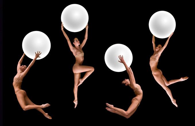 Nogravity Dance Company - La trilogía de Dante Allighieri - Italia