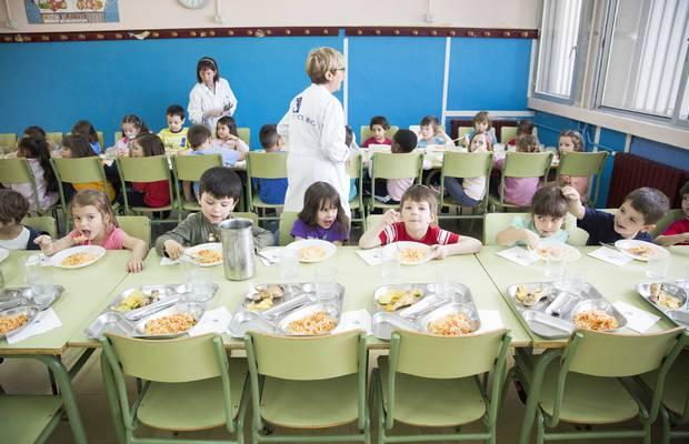 Gobierno nacional destina millones para for Comedores escolares en colombia