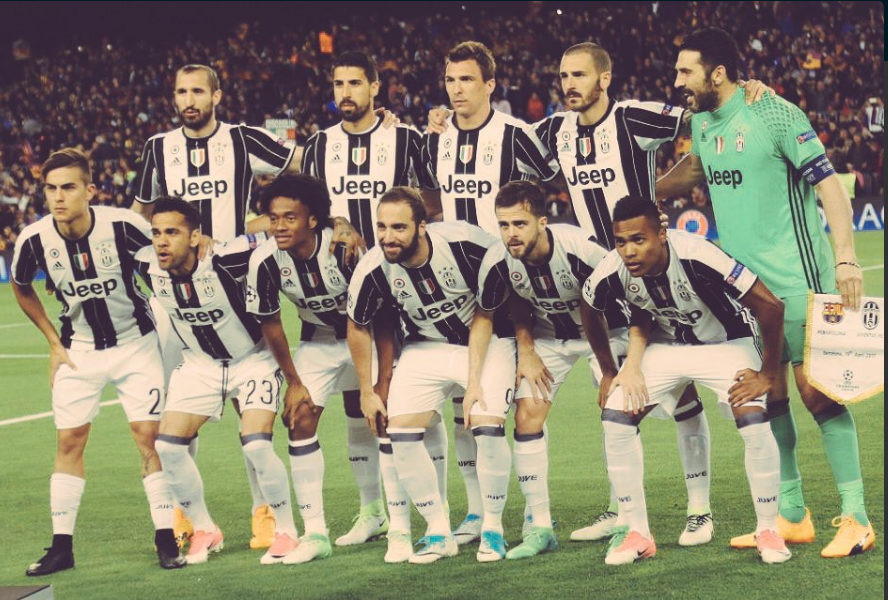 Barcelona empat 0 0 con juventus los italianos avanzaron - Los italianos barcelona ...