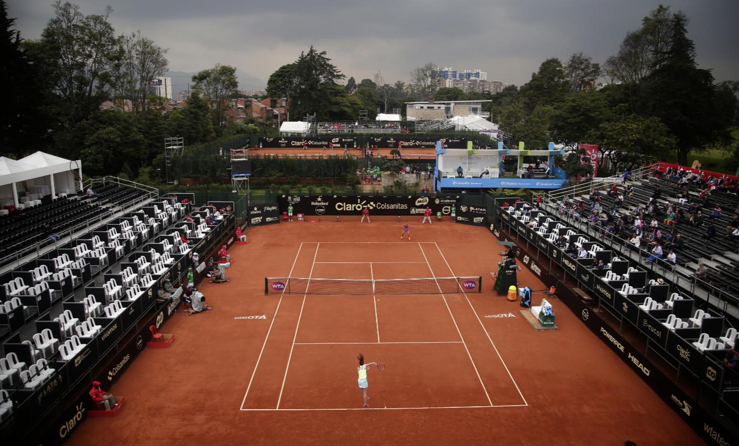 Circuito Tenis : El circuito juvenil de tenis se juega en quindío