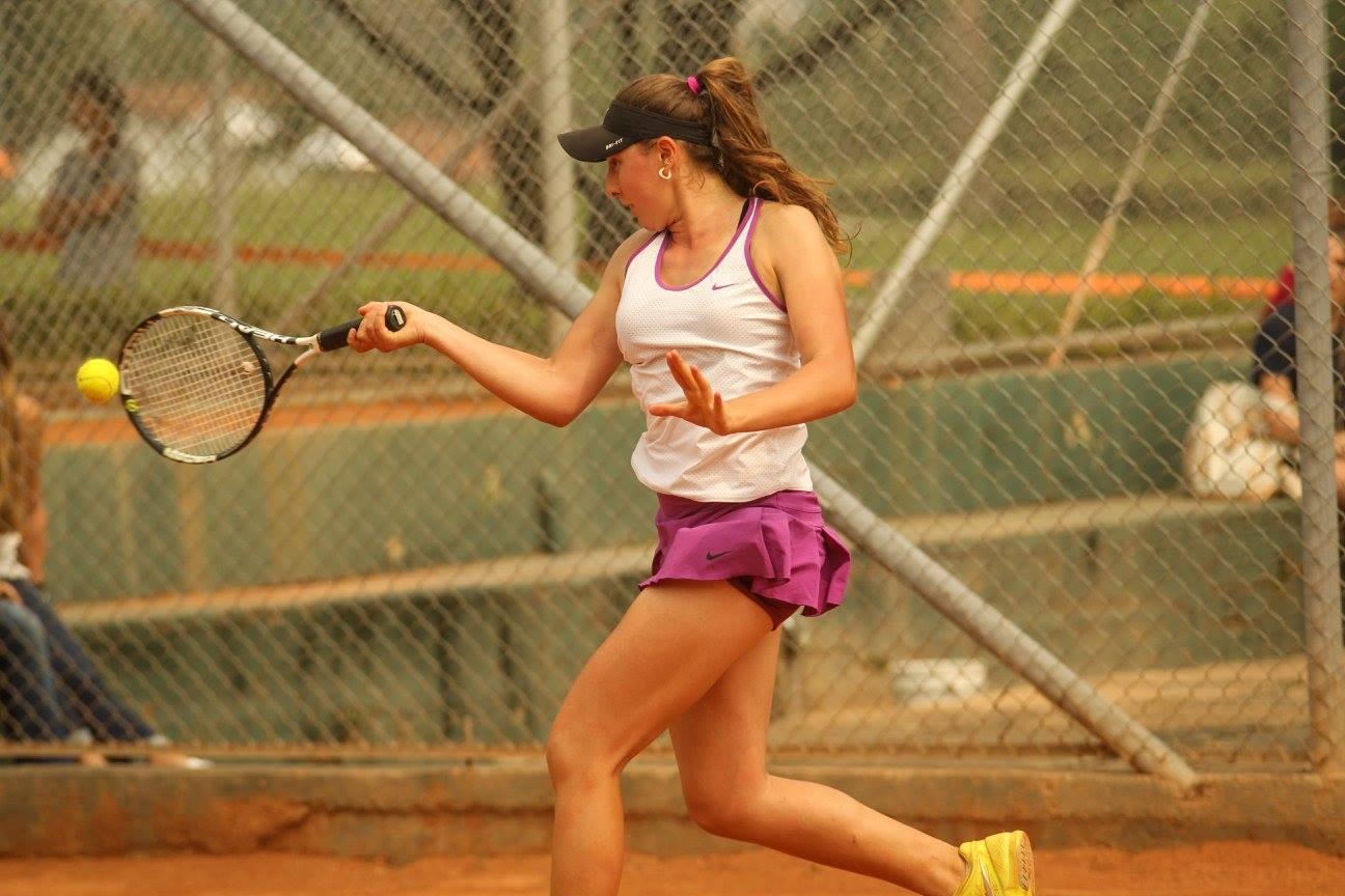 Circuito Tenis : Circuito nacional juvenil de tenis en cinco departamentos