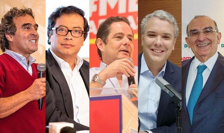 Resultado de imagen para debate de candidatos presidenciales 2018