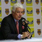 Presidente de la DIMAYOR, Jorge Perdomo 090217