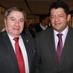 Fernando Barrero y John Jairo Ocampo