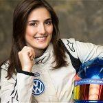 Tatiana Calderón a la Formula 1A