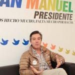 Roberto Prieto, exgerente de la campaña Santos Presidente