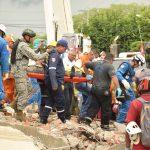 desplome de edificio en Cartagena