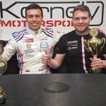 Oscar Tunjo brilló en el Campeonato Special Tourenwagen