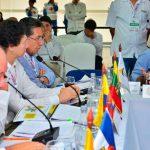 Fiscal en Reunión de Alcaldes Capitales
