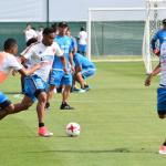 Selección Colombia entrena en Alicante (1)