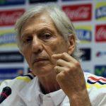 José Pékerman, seleccionador colombiano de fútbol