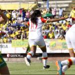Santa Fe Femenino derrotó al Huila en Partido por FINAL (4)