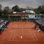 El Circuito Juvenil de tenis se juega en Quindío, Antioquia y Santander