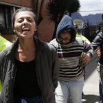 Capturados por atentado en Andino