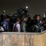 Detenidos por Atentado al Andino