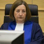 Presidenta de la Corte Penal Internacional (CPI), Silvia Fernández de Gurmend