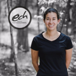 Diana Carolina Casas Jiménez, fisioterapeuta del ciclista Esteban Chaves