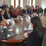 Vicepresidente incluirá en su agenda regional acciones para las mujeres.
