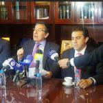 Fiscal radica proyecto de ley para combatir la corrupción
