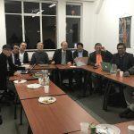 FARC y AUC se reunieron en la Casa Provincial de los Jesuitas de Bogotá