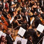 Dudamel, la Orquesta Sinfónica Simón Bolívar de Venezuela