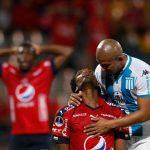 Medellín no pudo con Racing