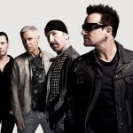 U2 son Bono, The Edge, Adam Clayton y Larry Mullen Jr.