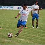 Colombia prepara el partido ante Perú 2017-10-07 (9)
