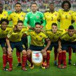 Colombia a Rusia 2018