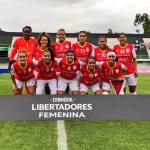 Santa Fe Femenina en la Copa Libertadores 2017-10-16