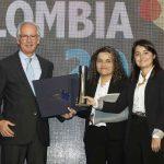 Ceremonia Mejores Líderes de Colombia 2017 // Imagen: Semana