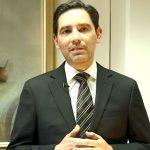 Viceministro de Política Criminal y Justicia Restaurativa, Carlos Medina Ramírez