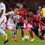 Independiente Medellín empató 1-1 con Atlético Junior en el juego de ida de la final de la Copa Colombia.