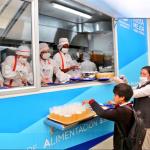 Entregamos 2da cocina móvil a Bogotá que operará en colegio Nicolas Esguerra. -Secretaria de Educación 2017-10-18 23.31 (1)