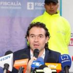 Fiscal General de la Nación se reunió con el Alcalde de Medellín