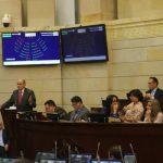 En plenaria de senado, creación de subcomisiones destraba la JEP