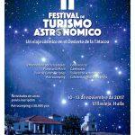 II festival de turismo astronómico las estrellas brillarán en la Tatacoa