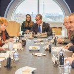 Colombia le reitera a Estados Unidos que esfuerzos contra las drogas