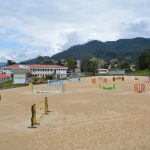 Escuela de Equitación del Ejército en Bogotá.