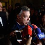 El Presidente Juan Manuel Santos informó tras su encuentro con Rodrigo Londoño, que se acordó hacer reuniones periódicas para revisar los avances en todos los puntos del Acuerdo de Paz.