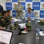 Vicepresidente de la República, general Óscar Naranjo En Tumaco 061217
