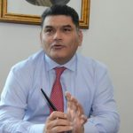 secretario del Senado, Gregorio Eljach