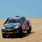 MS2 Racing -FCAD etapa tres del Dakar 2018
