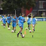 Selección Femenina Colombia Sub 20