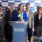 Marta Lucía Ramírez presentó su equipo de campaña