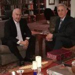 Reunión Pastrana-Uribe