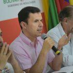 El ministro del Interior, Guillermo Rivera, reiteró que el Gobierno nacional trabaja intensamente para que esta campaña electoral se adelante sin intimidaciones ni agresiones.